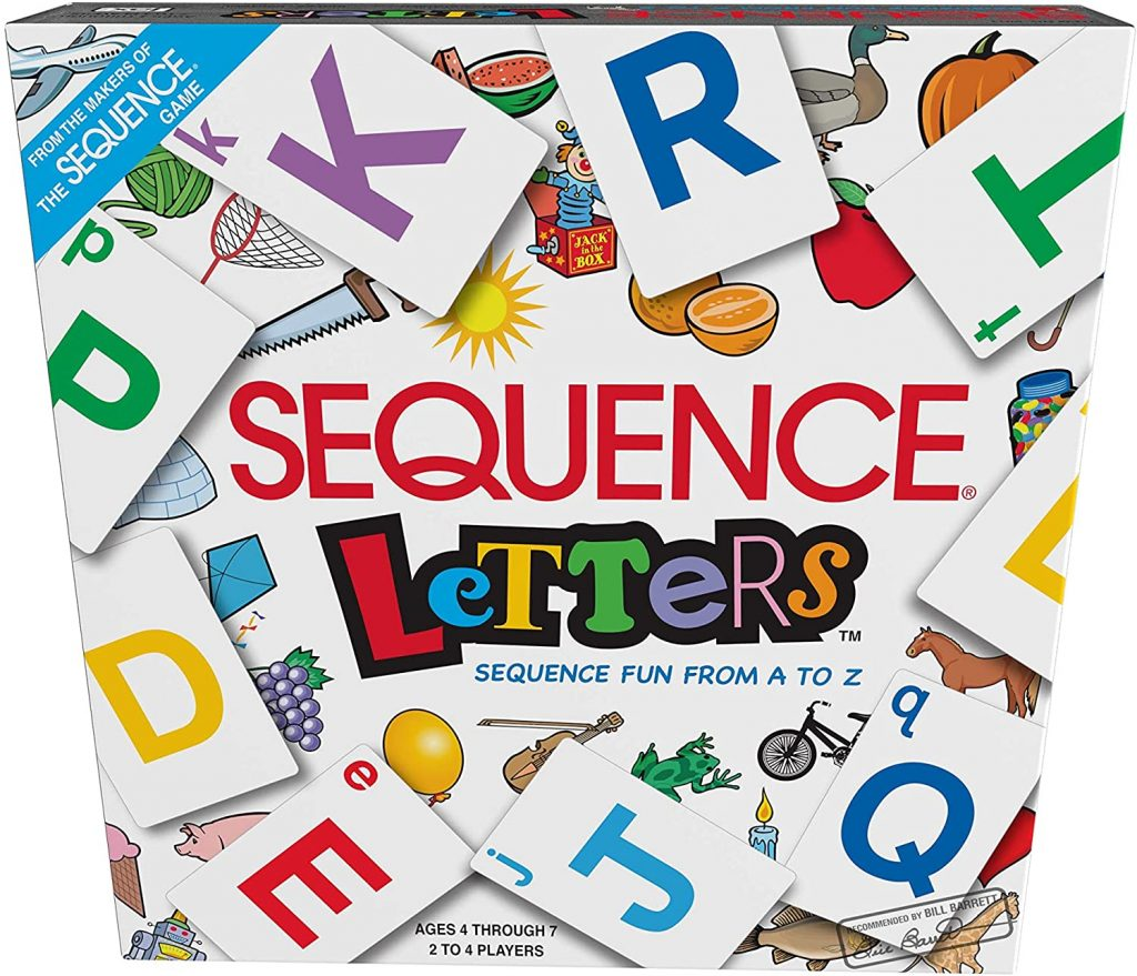 Sequence Letters Edition