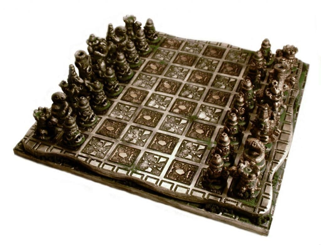 shatranj persian chess game set