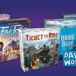 Best Days of Wonder Board Games
