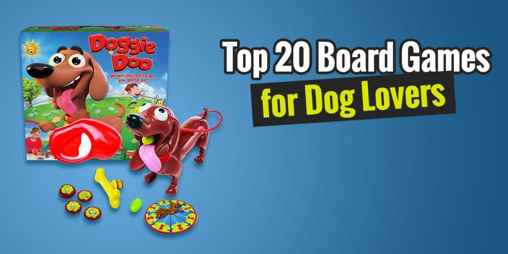 Board Games for Dog Lovers