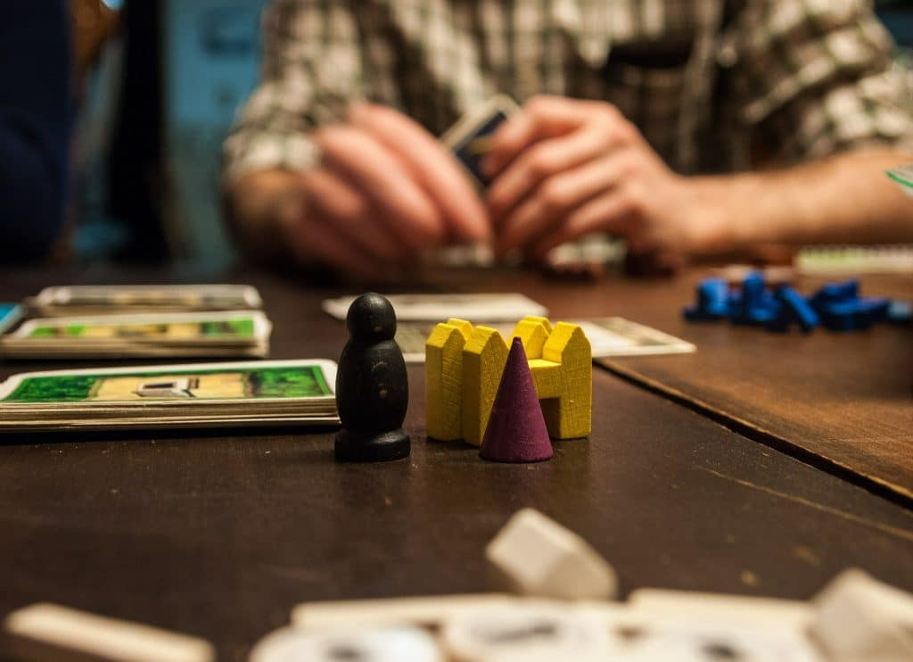 Social Benefits of Board Games