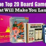Board Games That Will Make You Laugh