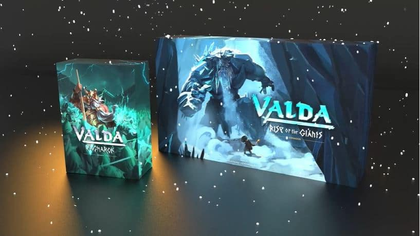 Valda Rise of the Giants and Ragnarok Expansions