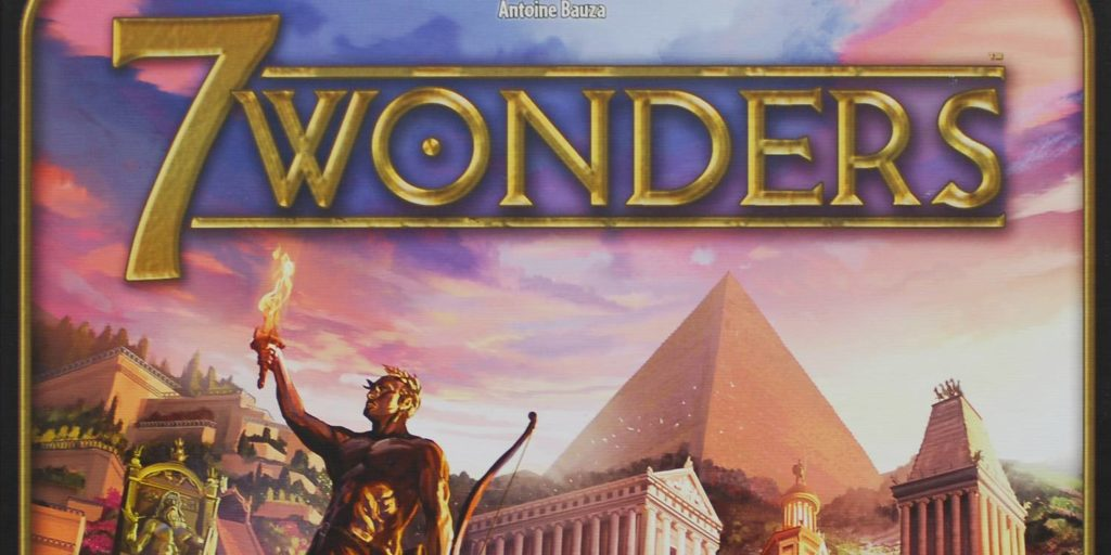 Best 7 Wonders Expansion