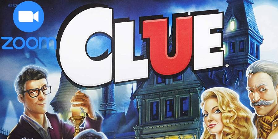 Clue on Zoom